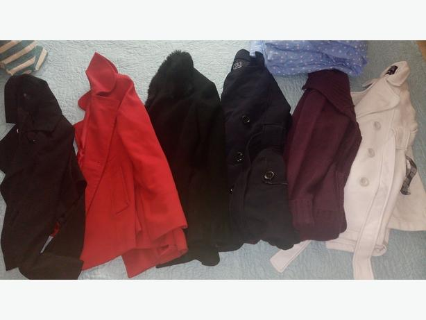 x6 Womens coats - sizes 8 and 10