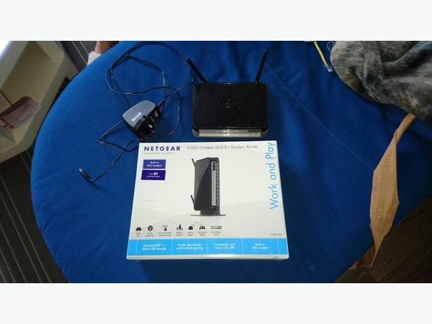 WiFi router eg. TalkTalk range extender
