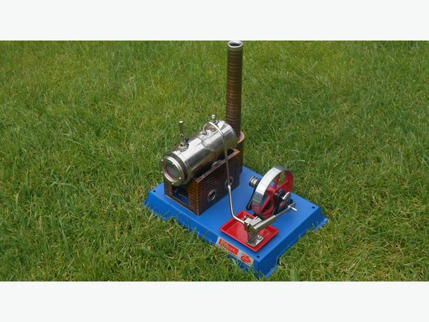 Wilesco D6 Stationary engine