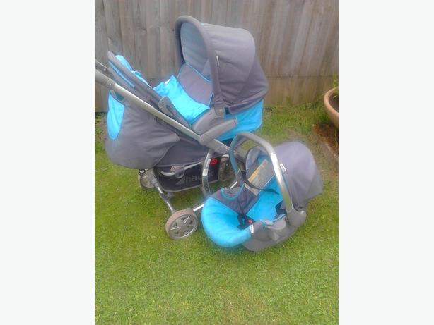 pushchair 3 in 1