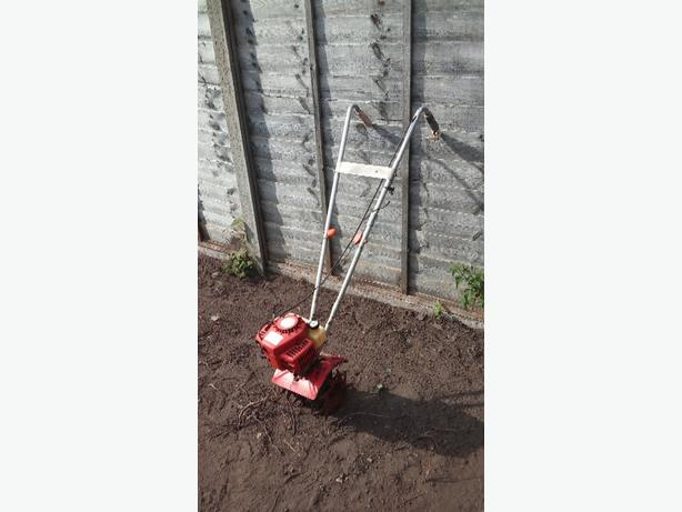 petrol garden cultivator for sale
