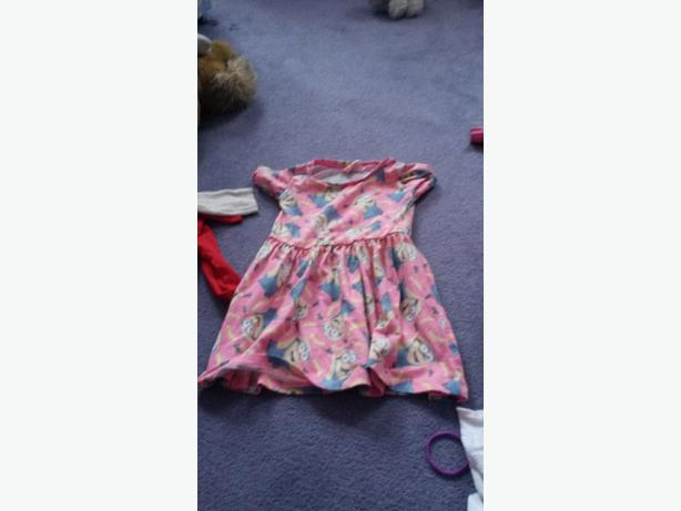 Girls dress 2-3