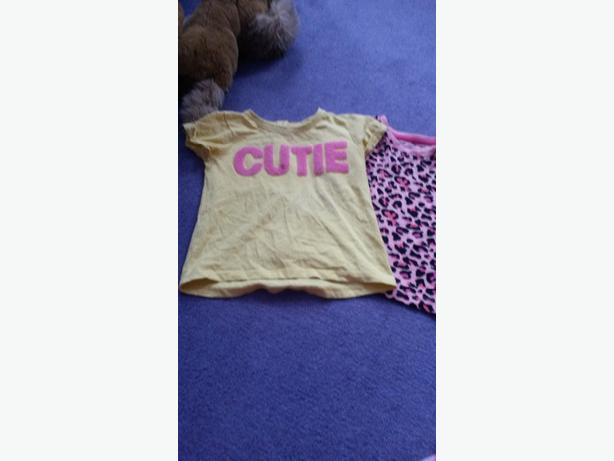 Girls t-shirts 2-3