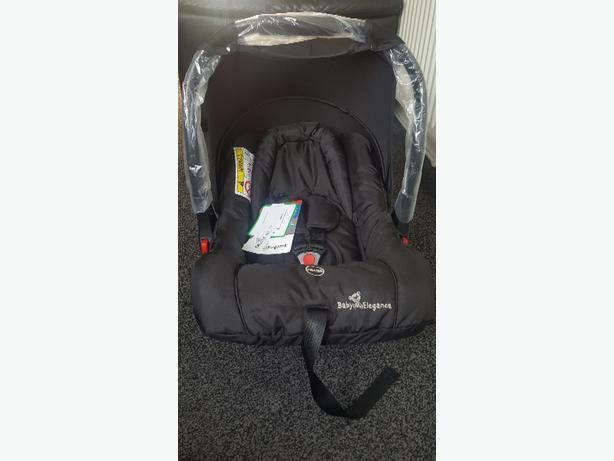 NEW BABY ELEGANCE CAR SEAT