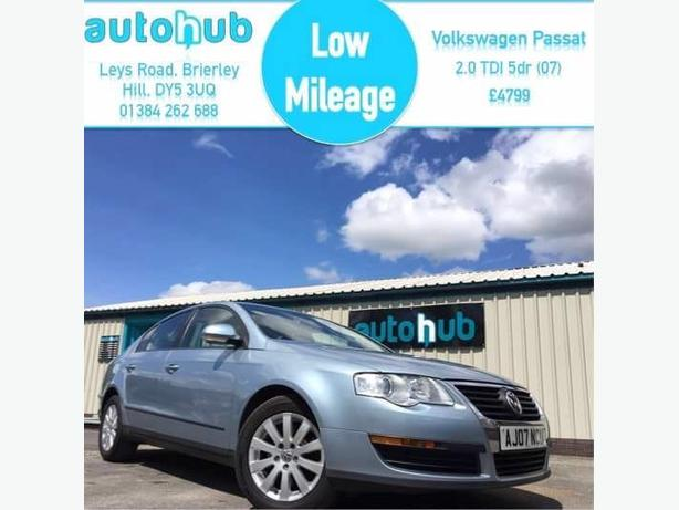 FOR TRADE: vw passat diesel