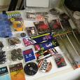 JOBLOT OF FISHING STUFF