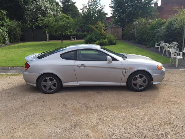 Hyundai Coupe 1.6 SE Low Mileage