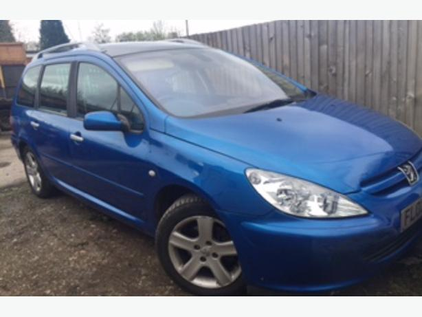 PEUGEOT 307 SW 2.0 HDI 110 BHP • ALL PARTS SPARES BREAKING •