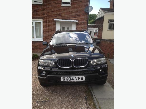 BMW X5 3.0 litre Diesel SPORT fsh