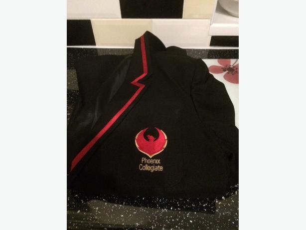 phoenix school blazer