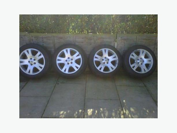 RANGE ROVER SPORT ALLOY WHEELS