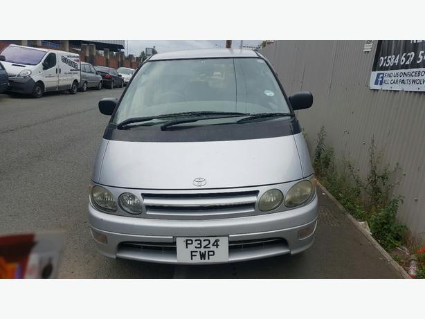 Toyota Lucida Estima 2.2 Diesel