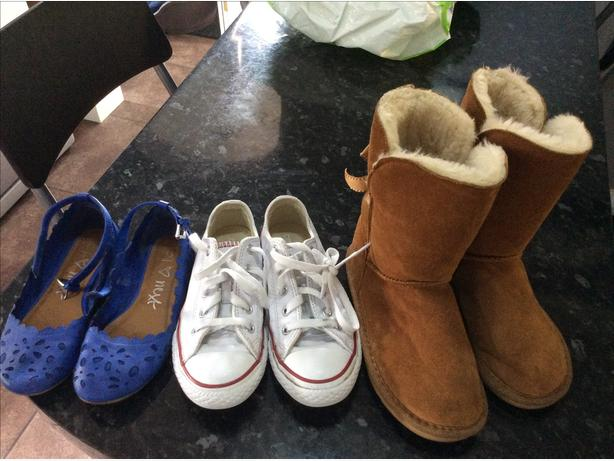 Girls shoes /boots / trainers