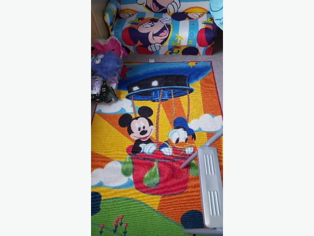 mickey mouse whole bedroom set see below