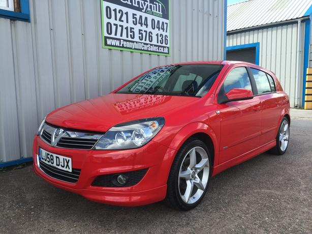 2008 Vauxhall Astra 1.8 SRI X-Pack *34,000 MILES* *FINANCE AVAILABLE*