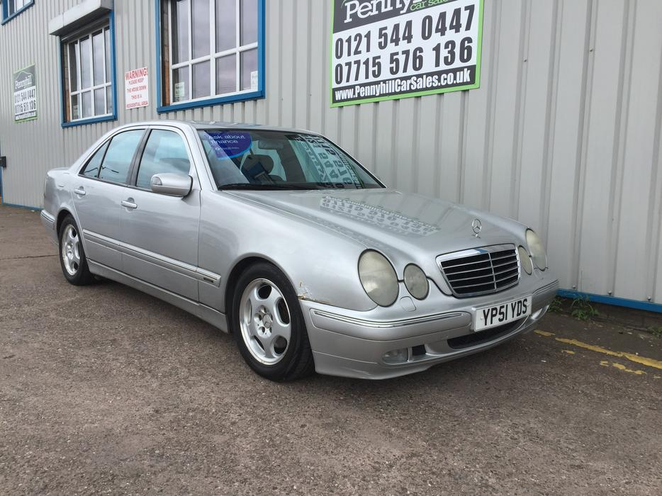 2001 mercedes benz e320 cdi avantgarde 1 former keeper for 2001 mercedes benz e320