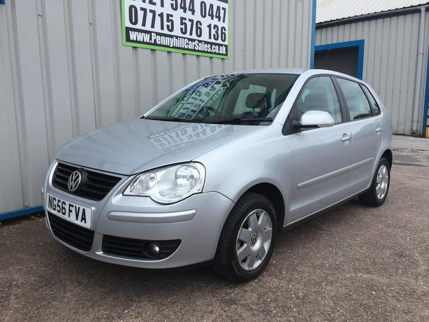 2006 Volkswagen Polo 1.2 S **12 MONTHS MOT* *FINANCE AVAILABLE**