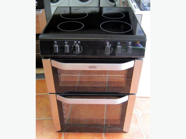 Belling FSE60DO 60cm Stainless Steel Electric Cooker, Tested return, RRP £459