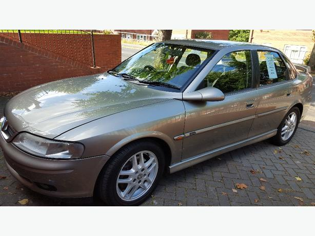 Vauxhall Vectra 2.5 V6 1999 V reg