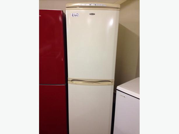 HOTPOINT FUTURE FRIDGE / FREEZER FROST FREE