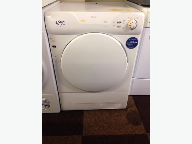 CANDY GRAND 8KG CONDESNER DRYER