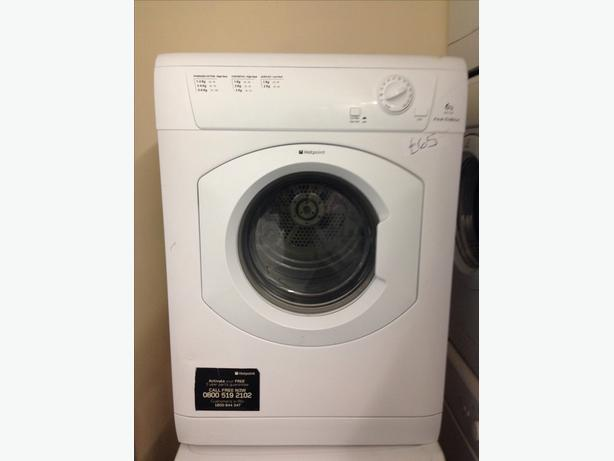 HOTPOINT 6KG VENTED DRYER