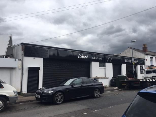 B.C.H-COMMERCIAL UNIT TO LET- HANDSWORTH NEW ROAD, WINSON GREEN
