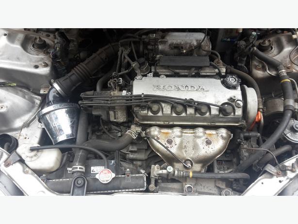 Honda civic sport 1.5 vtec