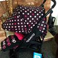 cosatto supa with everything pushchair is like new even got manual with it too x