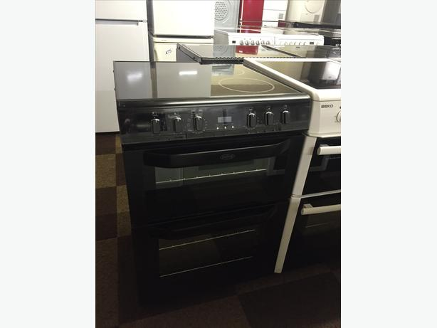 ALMOST NEW! BLACK BELLING 60 CM ELECTRIC COOKER