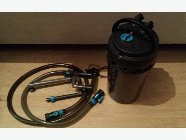 Hydor Prime 30 Fish Tank Cannister Filter Not Fluval