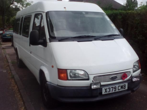 17 SEATER MINIBUS 2.5 DIESEL MAY PX/SWAP FOR 7 SEATER