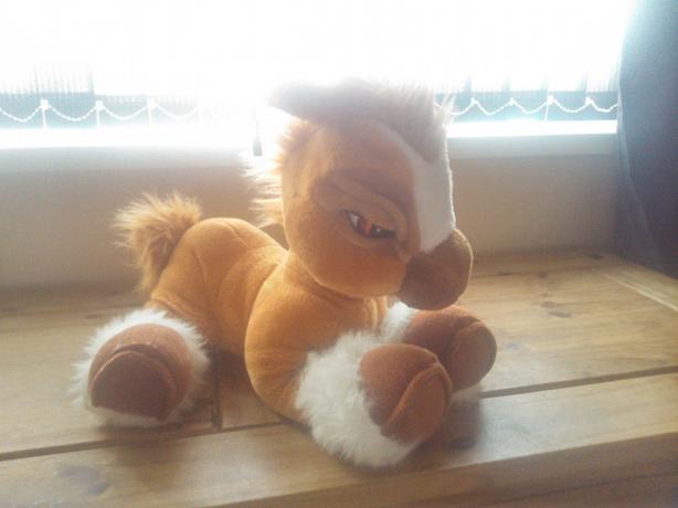 interactive pony