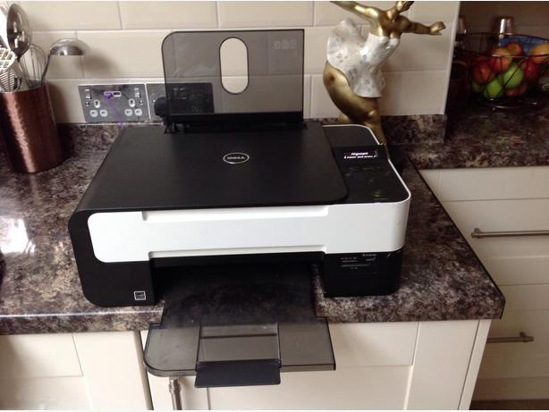 Dell all in one printer/ scanner and copier