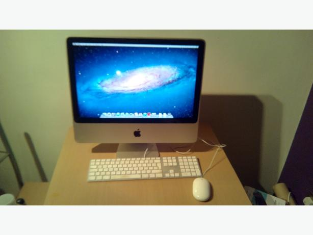 Apple Imac all in one. 4gb ram. Mac OS X 10.7.5