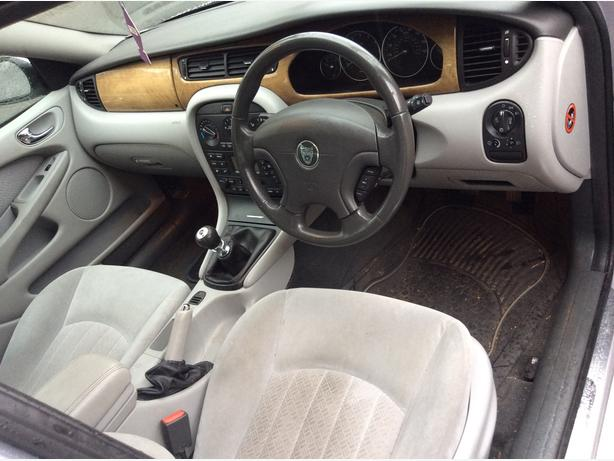 PRICE DROP!!! JAGUAR X TYPE LONG MOT NEED TO BE SEEN