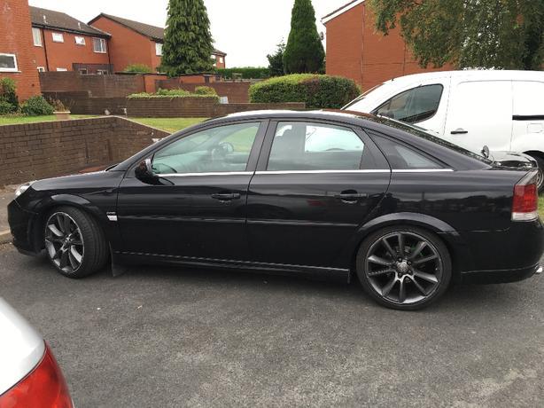 Vauxhall Vectra Sri 1.9 cdti (150 bhp)