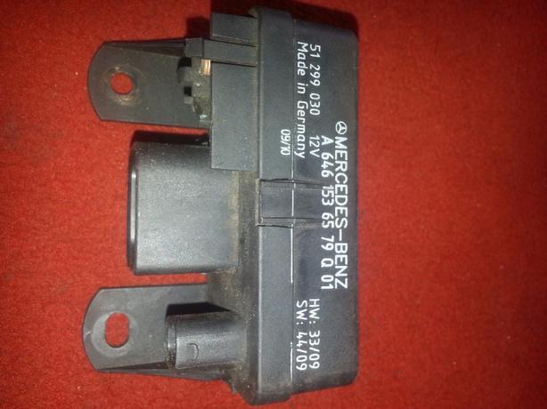 mercedes glow plug relay