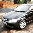 vauxhall corsa 1.2 sxi black LOW MILEAGE