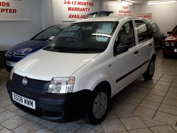 FIAT PANDA 1.1 LOW MILEAGE 38K EXCELLENT CONDITION MOT & WARRANTY