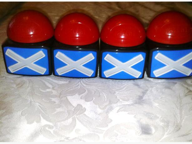 X factor buzzers
