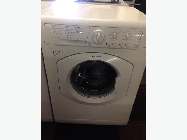 6KG HOTPOINT WASHING MACHINE
