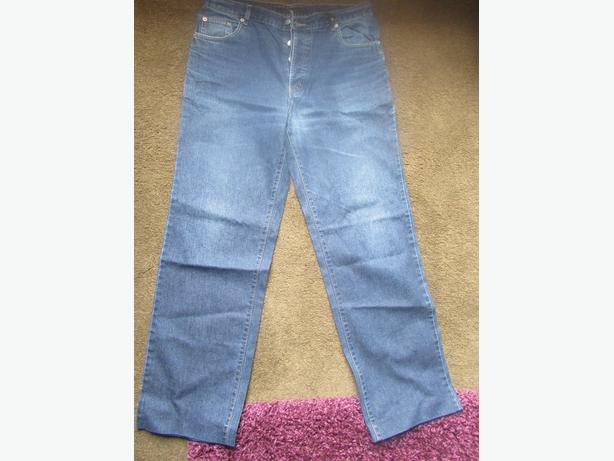 stone island jeans size 34 waist 31 leg two pairs