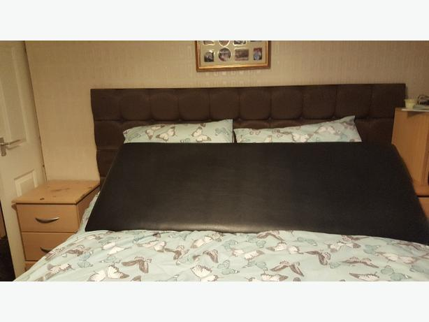 King-size headboard