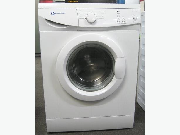 White Knight Washing Machine, 1000 Spin, 5kg Capacity, VGC with 6 Month Warranty