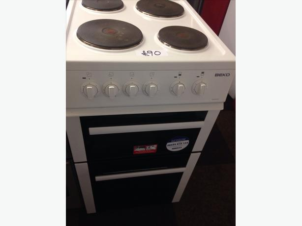 50CM BEKO ELECTRIC COOKER