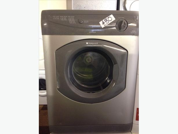 6KG HOTPOINT AQUARIOUS VENTED DRYER
