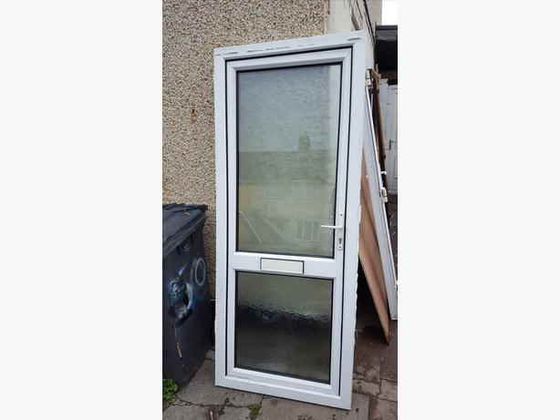 Low cost upvc doors