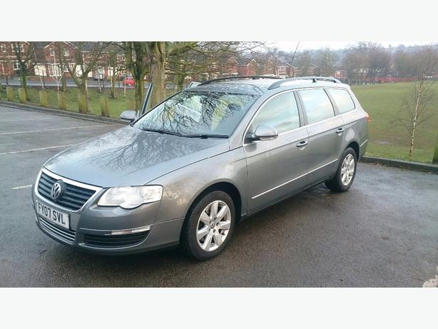 vw passat 1.9d 2007  LOOK