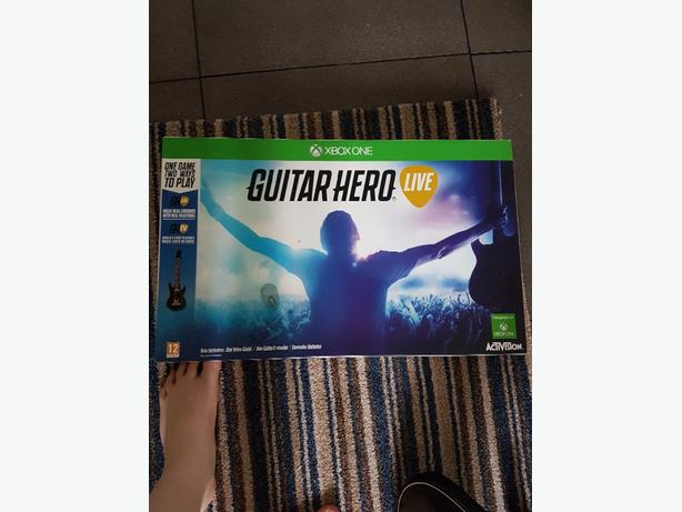 guitar hero for xbox one.
